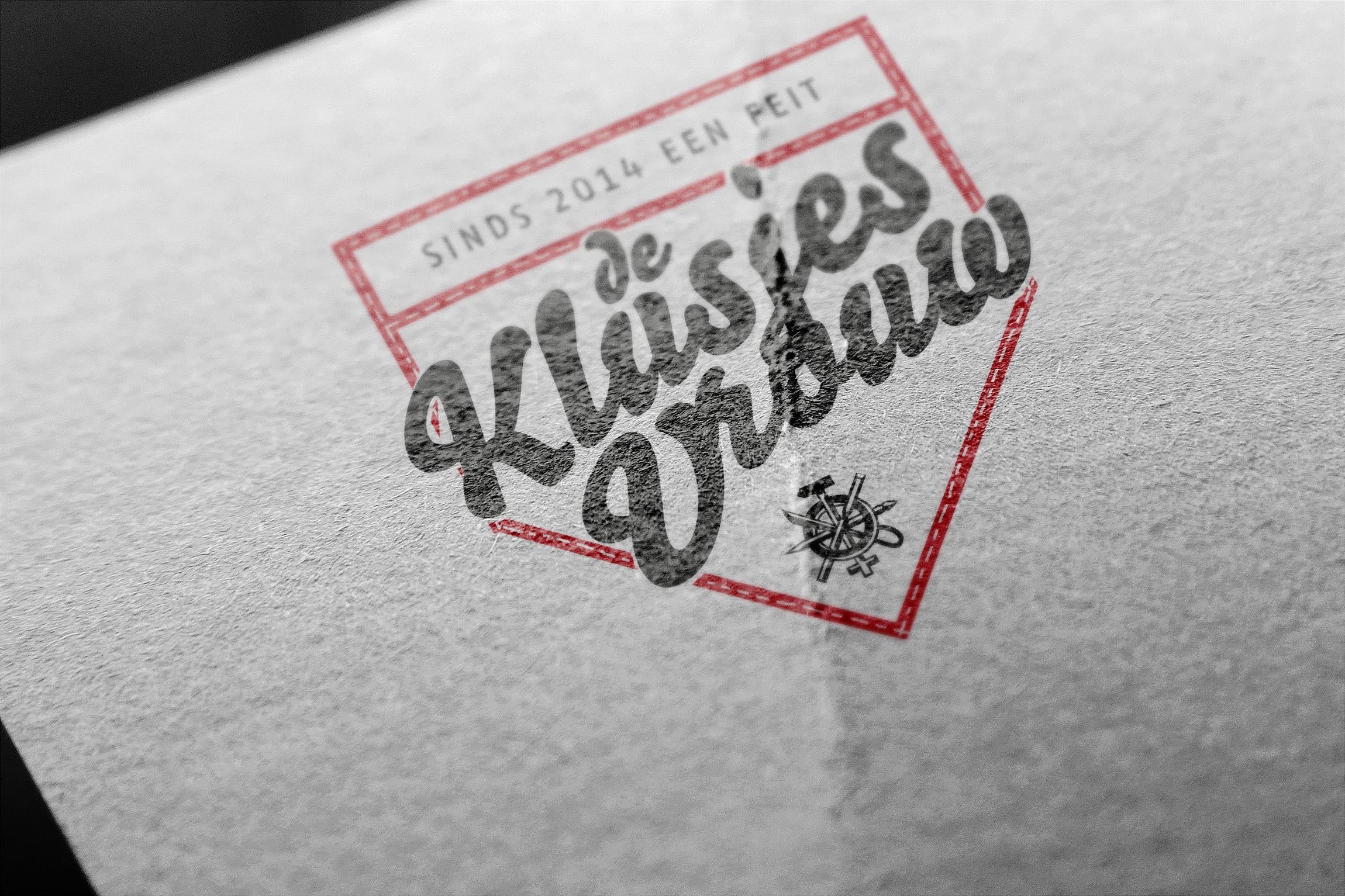 02 Logo Mockup – by PuneDesign